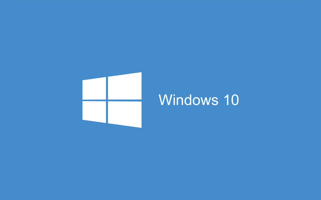 2017: The Year of Windows 10