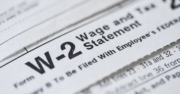 W-2 Phishing Scams on the Rise FBI and IRS Reports