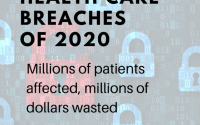 The Biggest Health Care Data Breaches in 2020 (So Far)
