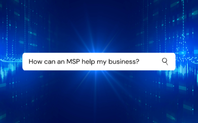 What Can an MSP Do for Your Cybersecurity?