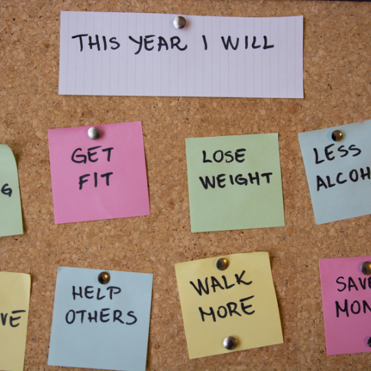 The Tech You Need to Keep Your New Year's Resolutions